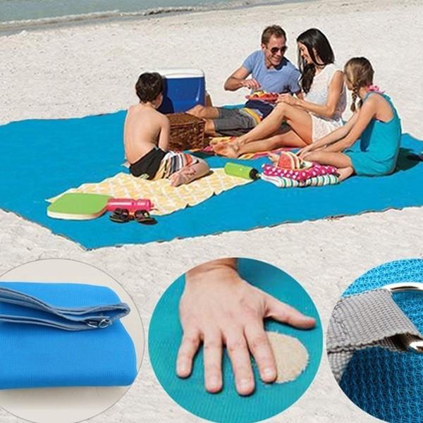 Mata Plażowa Koc Na Plażę Sand Free