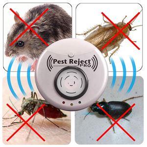 Ultradzwiękowy Odstraszacz Gryzoni Stop Pests Pro