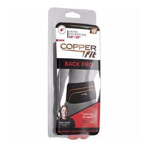 Pas Krzyżowy Lędźwiowy Copper Fit Back Pro 100cm