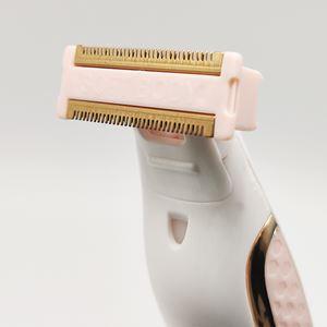 Depilator do ciała soft body ładowany USB